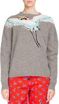 Kenzo La Collection Memento N°;1 Knit Crewneck Sweater