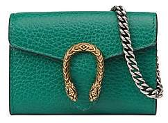 Gucci Women's Dionysus Leather Coin Purse