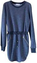 Emilio Pucci Grey Wool Dress for Women