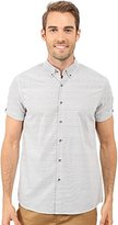 Kenneth Cole New York Men's Ss Bdc Hrzntl Strp