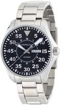 Hamilton Men's Khaki PilotStainless Steel Bracelet Watch #H64611135