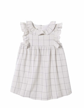 Gocco Girl's Vestido Cuadros Dress