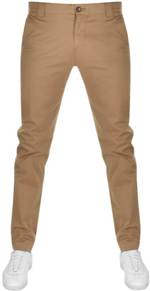 Tommy Jeans Scanton Slim Chinos Brown