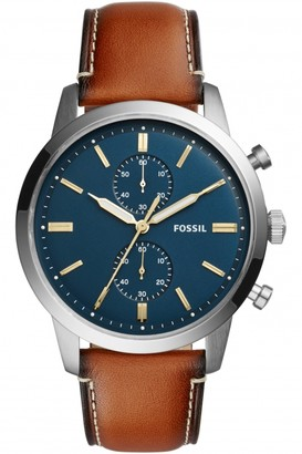 Fossil Mens Townsman Chronograph Watch FS5279