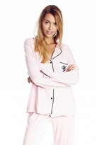 Wildfox Couture Love Is Everything Classic Pajama Set in Pink