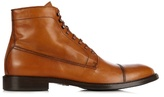 Belstaff Rainer Leather Lace-up Boots