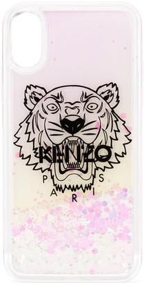 Kenzo logo-print iPhone XS/S case
