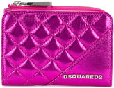 DSQUARED2 small Icon Zip purse