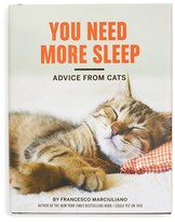 Chronicle Books 'You Need More Sleep: Advice From Cats' Book