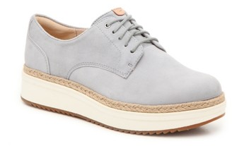 Clarks Artisan Teadale Rhea Wedge Oxford