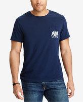 Polo Ralph Lauren Men's Big & Tall Jersey Graphic-Print T-Shirt