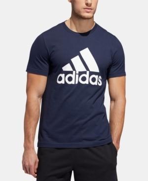 adidas Men's Badge of Sport Logo Tee