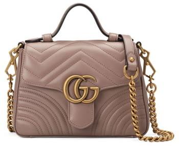 0f16590a0067 Gucci Top Handle Bag - ShopStyle