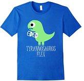 Flex Men's Tyrannosaurus Shirt Small