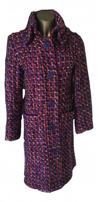 Cacharel Multicolour Wool Coats