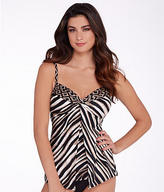 Miraclesuit Opposites Attract Love Knot Tankini Top