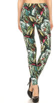 Leg Avenue Tropical Print Leggings