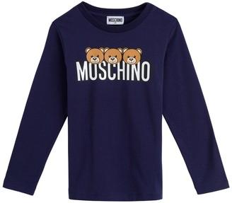 Moschino Long Sleeves Tee