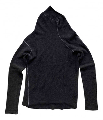 Lost & Found Ria Dunn Black Wool Knitwear & Sweatshirts