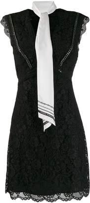 Pinko Ninnare lace mini dress
