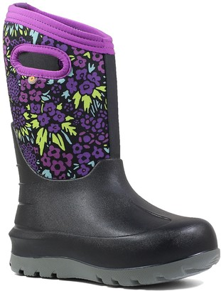 Bogs Neo Classic Northwest Garden Insulated Waterproof Boots (Toddler, Little Kid, & Big Kid)