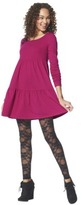 Mossimo Juniors Long Sleeve Tiered Dress - Assorted Colors