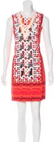 Peter Pilotto Printed Shift Dress