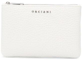Orciani Logo Detail Wallet