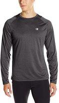 Champion Men's Vapor Run Long-Sleeve T-Shirt