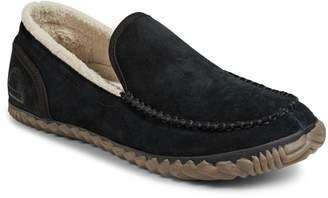 Sorel Fleece-Lined Moc-Toe Moccasins