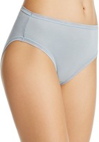 Fine Lines Pure Cotton Hi-Cut Brief #13RHC34