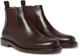 A.p.c. - Leather Chelsea Boots