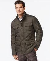 Tommy Hilfiger Four-Pocket Quilted Jacket