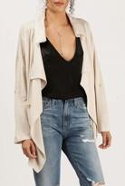 Azalea Oversize Light Trench Coat