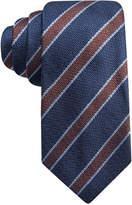 Tasso Elba Men's Stripe Silk Tie, Created for Macy's