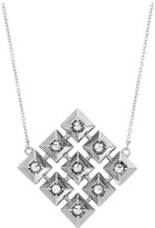 House Of Harlow The Lyra Pendant Necklace