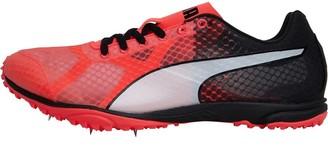Puma Mens Evospeed Haraka 6 Distance Running Spikes Pink/Black