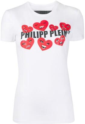 Philipp Plein Love Plein slim-fit T-shirt
