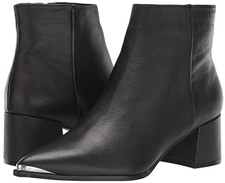 Kenneth Cole New York Roanne Bootie (Black) Women's Boots