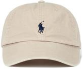 Polo Ralph Lauren Classic Sports Cap Nubuck
