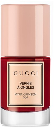 Gucci 504 Myra Crimson, Vernis a Ongles Nail Polish