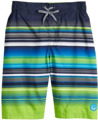 ZeroXposur Boys 8-20 Surfer Swim Trunks
