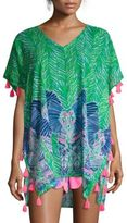 Lilly Pulitzer Castilla Cover-Up Tunic