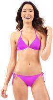 Voda Swim Magenta String Bikini Bottom