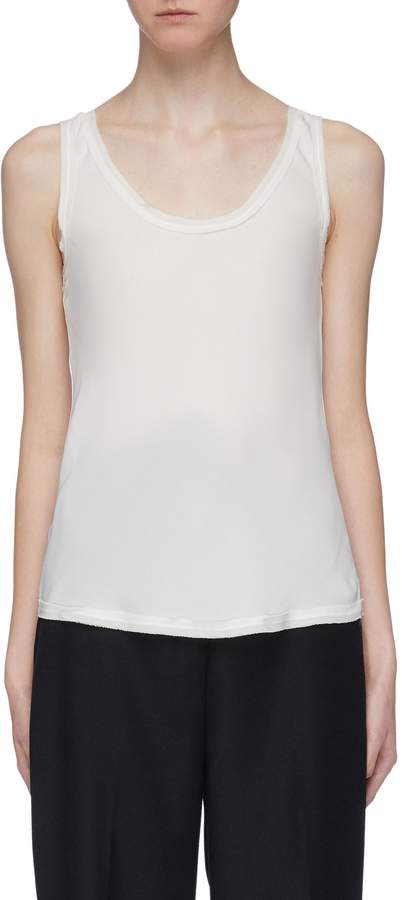 e8cce4d5886 Theory Georgette Top - ShopStyle