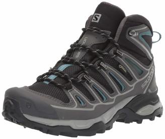 Salomon Women's X Ultra Mid 2 Spikes GTX Snow Boots