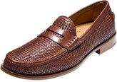 Cole Haan Pinch Gotham Woven Penny Loafer, Woodbury