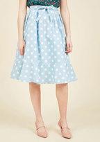 ModCloth Sentimental Essential Midi Skirt in M