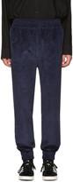 Phoebe English Navy Corduroy Jogger Lounge Pants