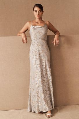 Jenny Yoo Dahlia Dress By in Blue Size 0